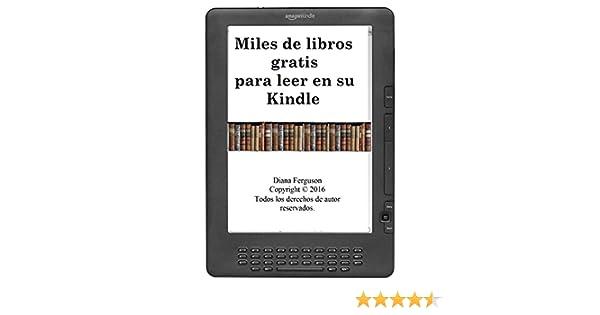 Miles de libros gratis para leer eBook: Ferguson, Diana: Amazon.es ...