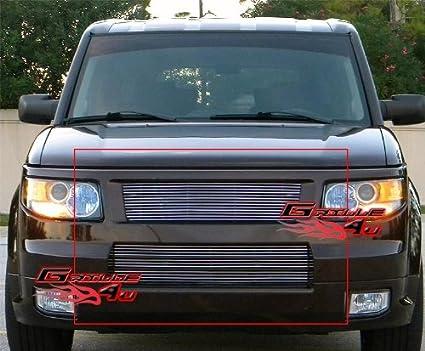 APS Fits 2007 2008 Honda Element SC Billet Grille Combo #H67815A