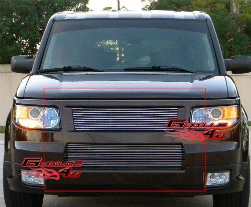 APS Fits 2007-2008 Honda Element SC Billet Grille Combo #H67815A