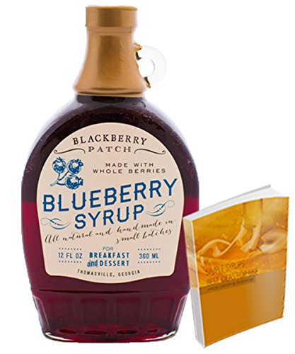 blueberry-syrup-12floz-from-blackberry-patch-all-natural-handmade-great-on-morning-pancakes-waffles-