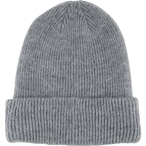 Neff Women's Anya Ultra Soft Beanie, Grey, One Size