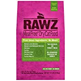 Rawzreg; Meal Free Dry Cat Food Dehydrated Chicken, Turkey Chicken Recipe (1.75 lb)