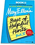 img - for Mary Ellen's Best of Helpful Hints Book II Special Edition book / textbook / text book
