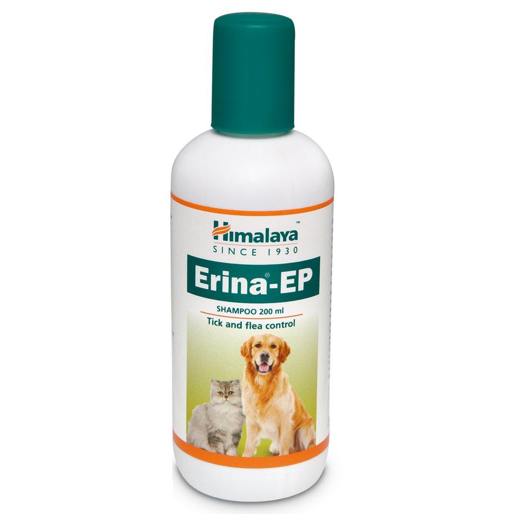 Himalaya Erina-EP Tick and Flea Control Shampoo, 200 ml product image