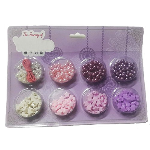 1-set-imitation-pearlsstar-spacer-beads-diy-kids-craft-handcraft-bracelet-necklace-jewelry-making-to
