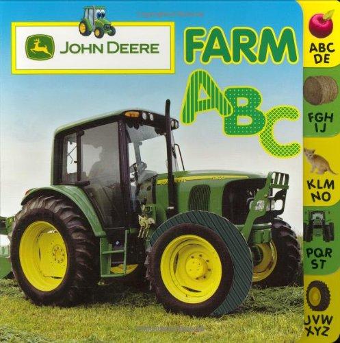 John Deere: Farm A B C (John Deere (DK)) by DK CHILDREN