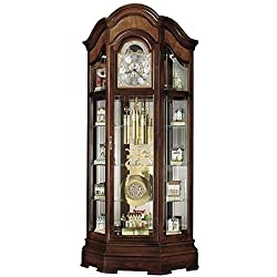 Bowery Hill Curio Grandfather Clock