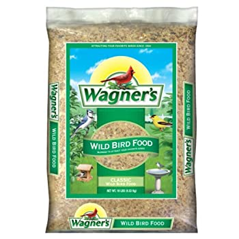 Wagner's 52002 Classic Wild Bird Food, 10-Pound Bag