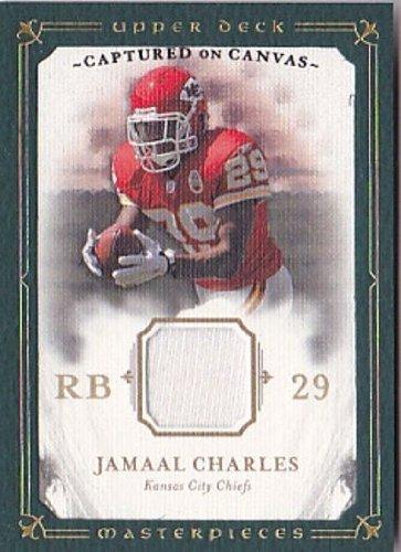 超格安価格 Jamaal Charles 2008 2008 Upper Deck傑作Capturedキャンバスの遺物ルーキーカード。。。# cc31 Jamaal cc31 B00HKIQMEI, 岩木町:f57f0f04 --- martinemoeykens.com