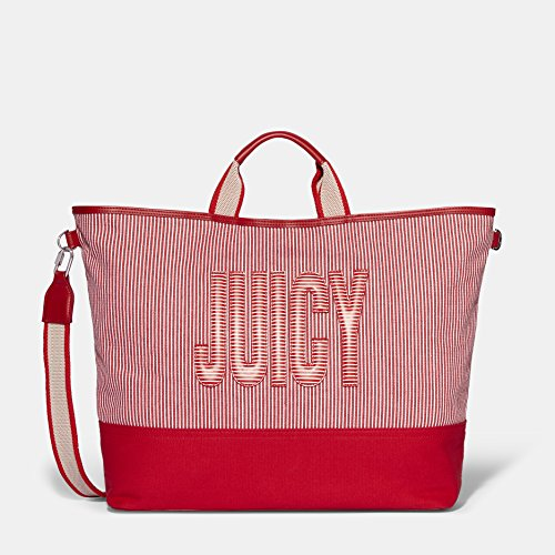 (Juicy by Juicy Couture Women's Parker Tote Red (Red)