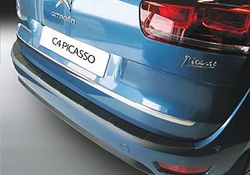 ladekant Protección Parachoques Para Citroen C4 Grand Picasso 5 plazas (a partir de 06/2013: Amazon.es: Coche y moto