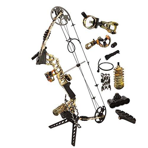 Compound Bow Bow and Arrow Set Archery Set Compound Bow Arrow China Archery Set Hunting Bow (Camo)
