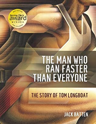 book cover of The Man Who Ran Faster Than Everyone