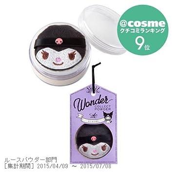 AC Wonder Collect Powder- Sanrio Characters Kuromi