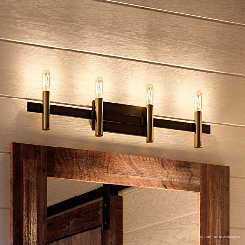 (Luxury Modern Bathroom Vanity Light, Large Size: 5.1875