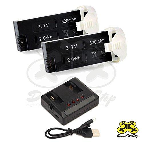520mAh Battery Hubsan External Charger product image