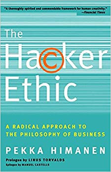 Epub Descargar The Hacker Ethic: A Radical Approach To The Philosophy Of Business