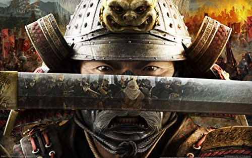002 Shogun 2 Total War 22x14 inch Silk Poster Aka Wallpaper Wall Decor By NeuHorris