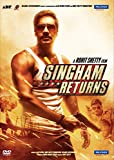 Singham Returns DVD - 2014 Bollywood Movie / Ajay Devgn / Kareena Kapoor
