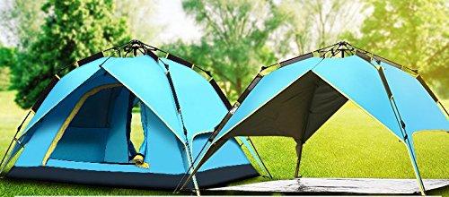 Xmaker Outdoor-Zelt Vollautomatische Angeln, Camping, Regendicht, Winddicht, Moskito-Nachweis, Zelt Zu Vergrößern