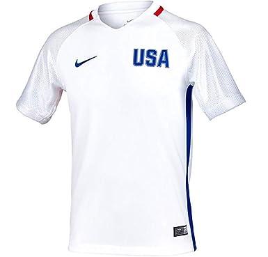 Amazon.com  Nike USA Olympic Soccer Stadium Jersey - Youth Unisex ... 6c7de5d11e