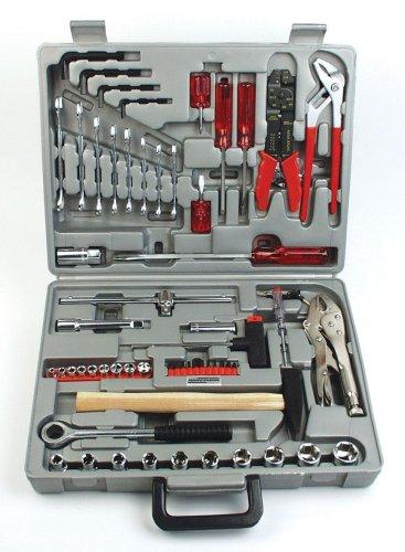 Mannesmann Werkzeugkoffer 100-tlg., Spezialstahl, M  294-100