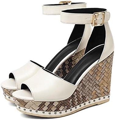 Sandals Wedges Heightening Shoes Women High Heels Waterproof