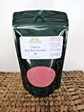 Beet Root Powder – Organic – 1 kg or 2.2 lb Bulk Bag (Beta vulgaris) with Free Ship