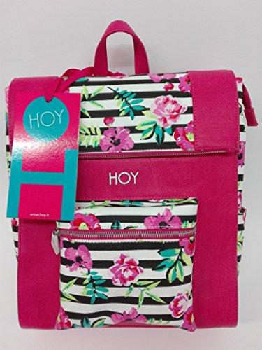 BORSA ZAINO HOY HOPE FREE TIME FLOWERS
