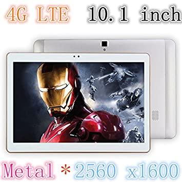 2016 Newest DHL Metal Tablet PC 10 1 inch 3G 4G LTE Octa