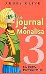 Le journal de Monalisa, tome 3 : Un vieux dictionnaire par Olive