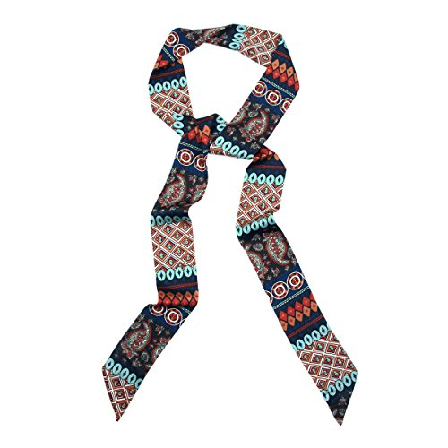 Patterned Belt Scarf - 4