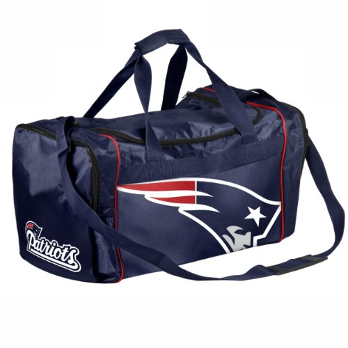 Forever Collectibles NFL New England Patriots Core Duffel Bag from Forever