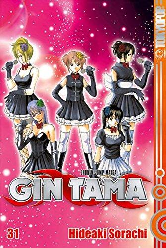 Gin Tama 31: Zur Hölle mit Beliebtheitsumfragen!