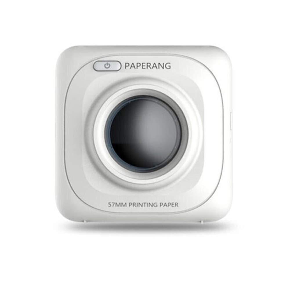 HM2 Mini Impresora fotográfica Portátil Bluetooth Impresora ...