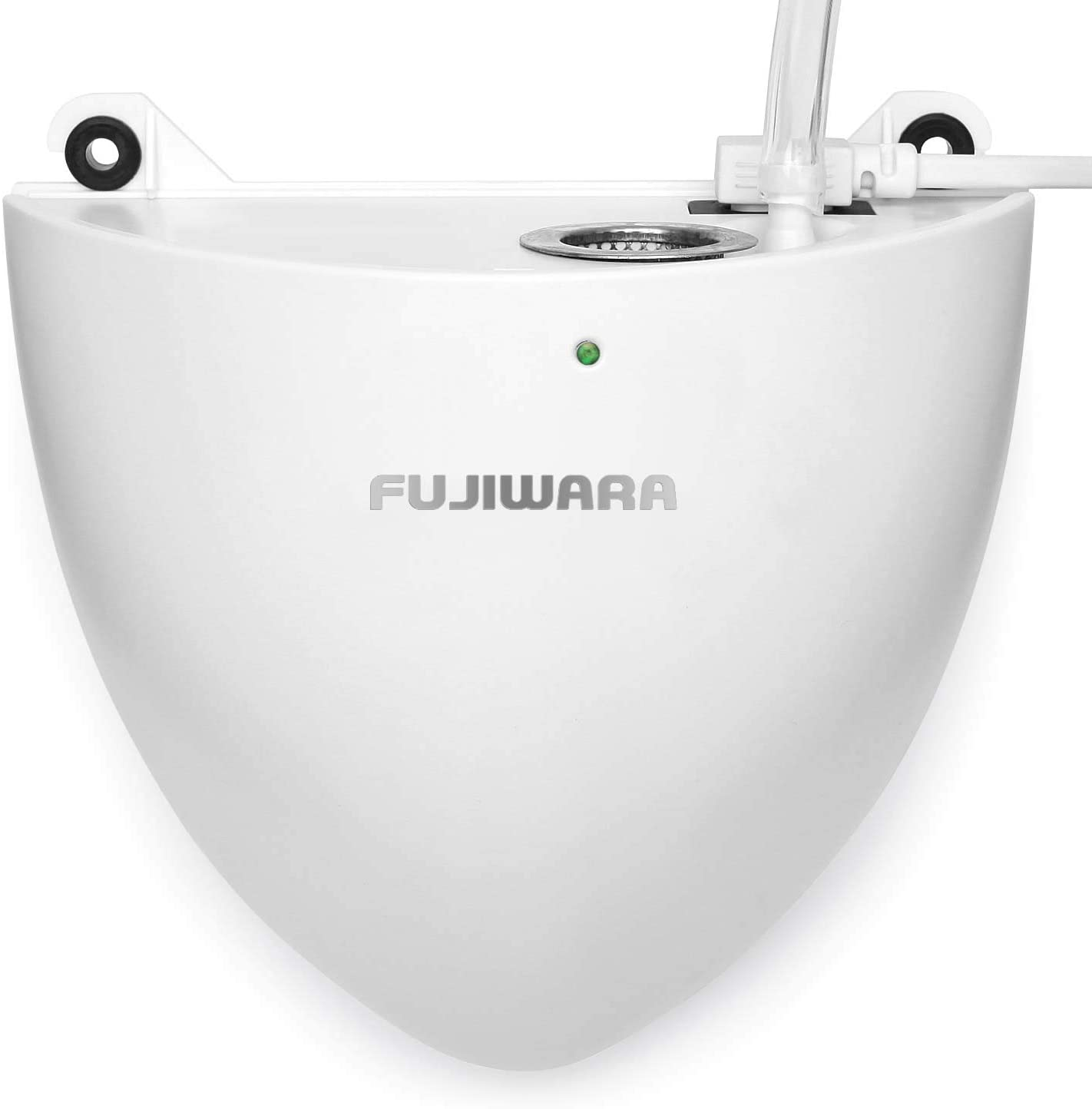 FUJIWARA Condensate Pump Exquisite Automatic Condensation Drain Removal Pump Wall Mounted Quiet for HVAC,Air Conditioner,Dehumidifier,Furnance,Ice Maker,Suitable for A/C 1-3HP 2200W (FUJ—24L)