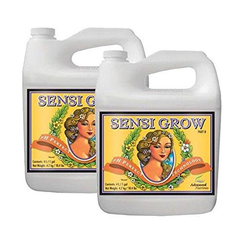 Advanced Nährstoffe Sensi Grow a + b (PH perfekt) 4L