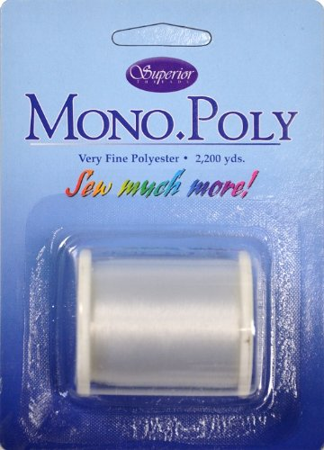Superior Threads Monopoly Reduced Sheen Polyester