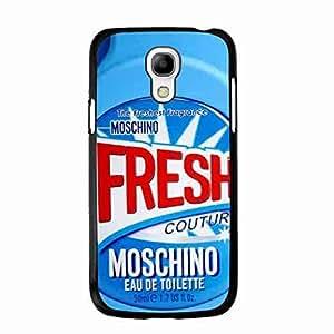 Case Cover For Samsung Galaxy S4Mini DIY Luxury Brand logo Moschino Fresh Coque Case Cover DIY Design