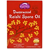 Cheap Dragon Herbs Duanwood Reishi Spore Oil — 500 mg – 30 Softgels