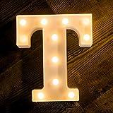 Foaky LED Letter Lights Sign Light Up Letters Sign