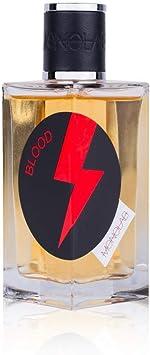 MONOLAB PROFUMO BLOOD 100 ML LA PIRAMIDE OLFATTIVA TESTA: FRAGRANZA: Blood TESTA: rosa d'amascena </p>                     </div>                     <div id=
