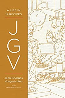 Book Cover: JGV: A Life in 12 Recipes
