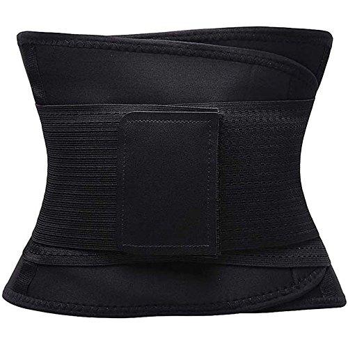 Slimming Waist Shaper Body Support Belt Waist Trainer ...