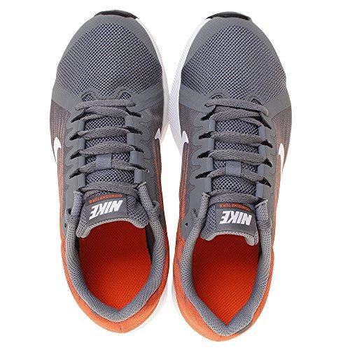 Hyper Erwachsene Grey 8 Crimson Crimson Cool Cool Zapatillas Hyper Unisex GS White Dark White Grau Fitnessschuhe Nike Grey Downshifter Grey 003 wHxap5vIq