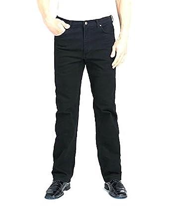 Full Blue Big  Tall Men/'s Denim Jeans Black