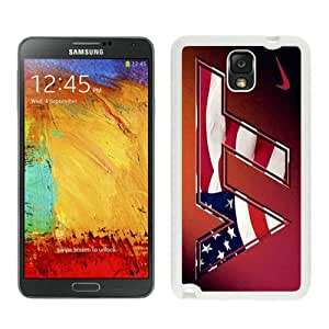 Hot Sale Samsung Galaxy Note 3 Screen Cover Case With virginia tech hokies 01 White Samsung Note 3 Case Unique And Beautiful Designed Phone Case