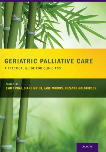 Geriatric Palliative Care by Chai Emily