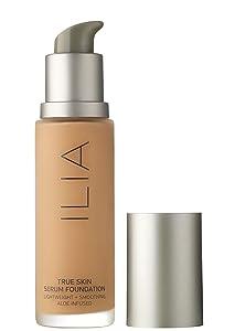 ILIA - Natural True Skin Serum Foundation | Cruelty-Free, Vegan, Clean Beauty (Catalina SF7)