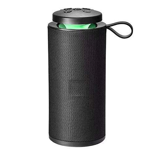 GT-112 Bluetooth Speaker Portable Outdoor Rechargeable Wireless Speakers Soundbar Subwoofer Loudspeaker TF MP3 Built-in Mic